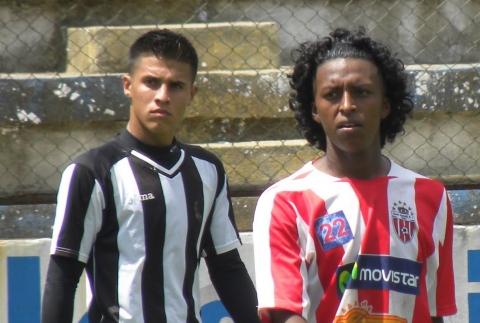 Pavón salió campeón con la juvenil especial. FOTO: NOTIFUTGOL